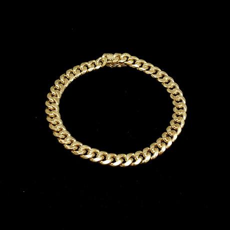 Thick Miami Cuban Chain Bracelet