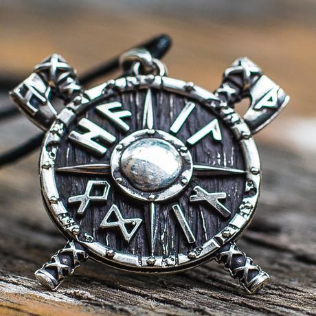Viking Axes Collection // Shield + Axes