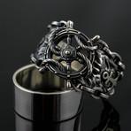 Handweel Symbol Ring (6)