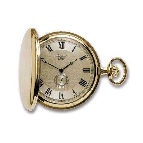 Rapport Oxford Hunter Case Pocket Watch Quartz // PW84