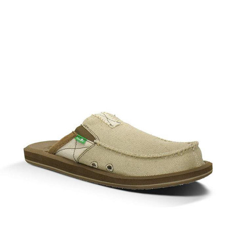 Sanuk // You Got My Back Ii // Tan (US: 7)