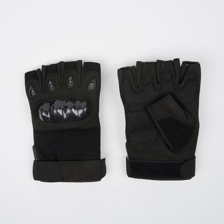 Half Ninja // Black