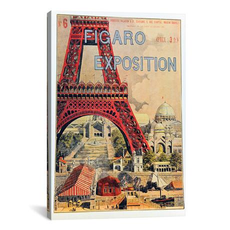 Figaro Exposition, September 1889