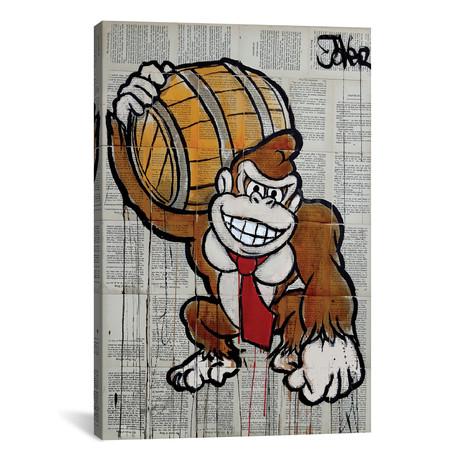 """D. Kong (18""""W x 26""""H x 0.75""""D)"""