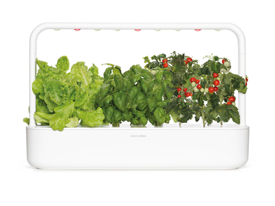 Photo of Click and Grow Indoor Smart Gardens Smart Garden 9 (White) by Touch Of Modern