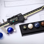 DeskSpace // Handcrafted Solar System