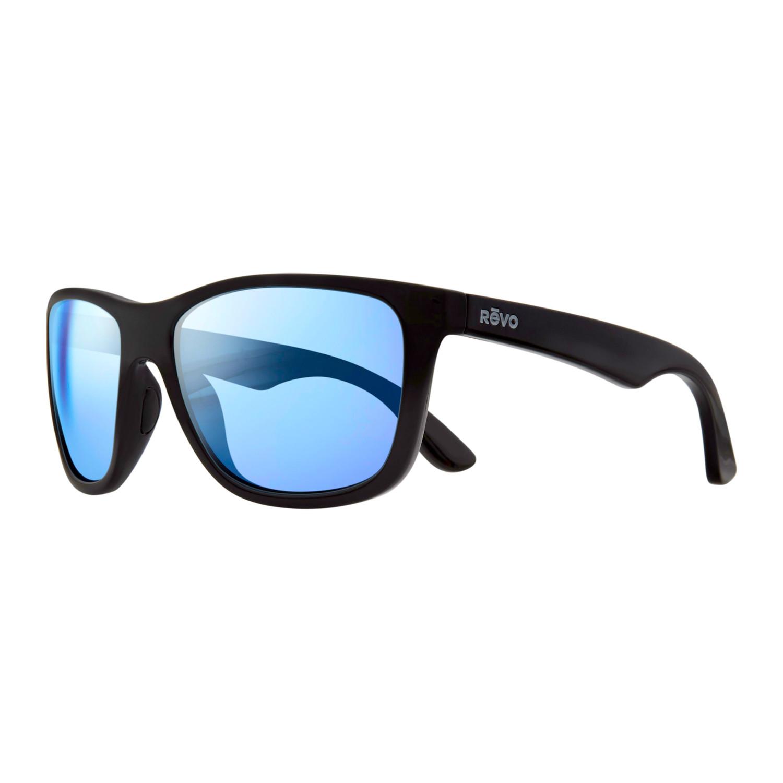 d11f132f5a9ac Otis Sunglasses    Black + Blue Water - Revo - Touch of Modern