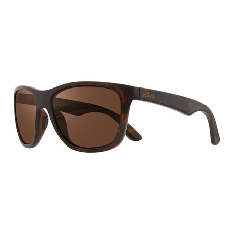 Otis Modified Square Sunglasses // Tortoise + Terra