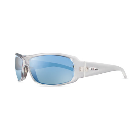 Gunner // Clear Crystal + Blue Water