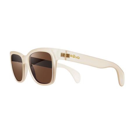 Trystan Sunglasses // Matte Sand + Terra