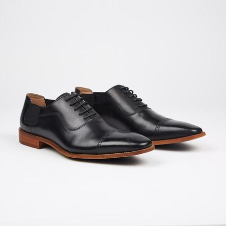 Ravelson Dress Formal Oxford // Black