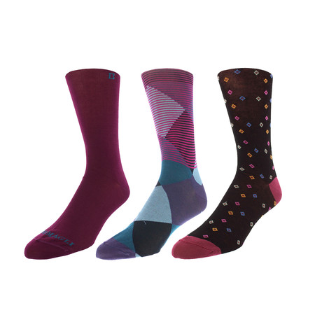 Wilder Socks // 3 Pack