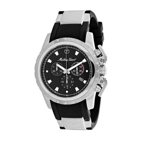 Mathey-Tissot Chronograph Quartz // H466CHAN