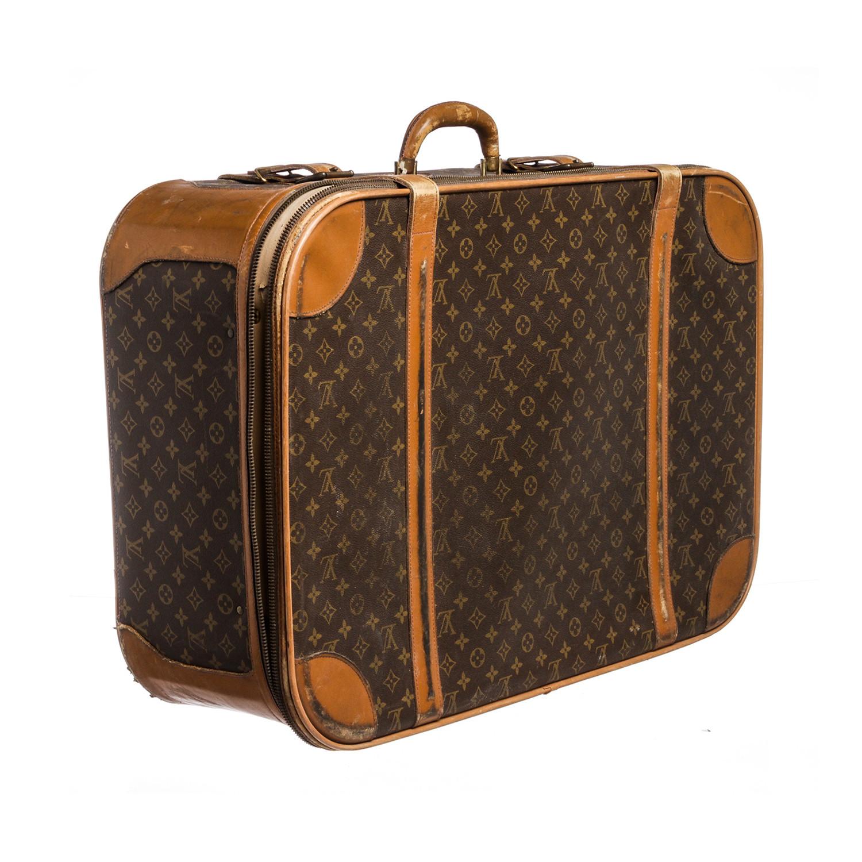 Louis Vuitton // Vintage Monogram Suitcase Luggage // Pre ...
