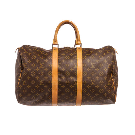 Louis Vuitton // Monogram Keepall 45 Duffle Bag Luggage // Pre-Owned