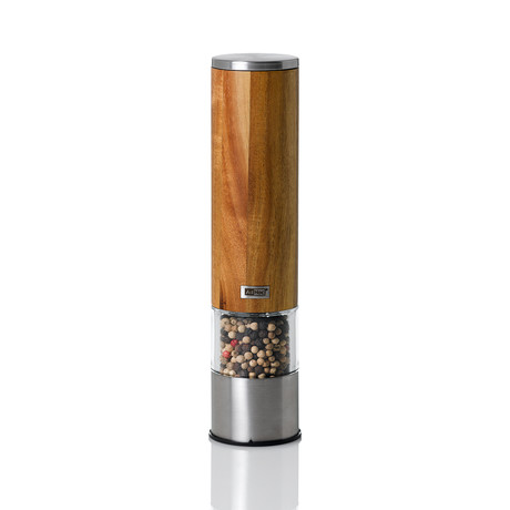 Woodmatic Electric Pepper Or Salt Mill