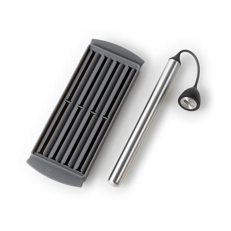 Icebar Cooling Stick + Silicone Ice Stick Tray