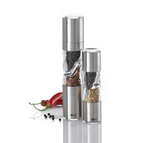 Duospice // Spice Cutter + Mill