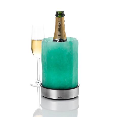 Iceblock Champagne, Wine + Beverage Cooler