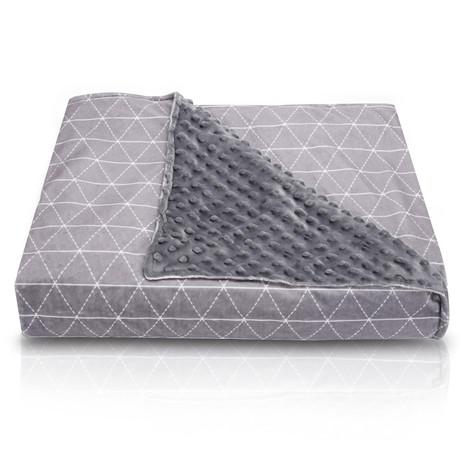Weighted Blanket + 1 Cover (15 lbs)