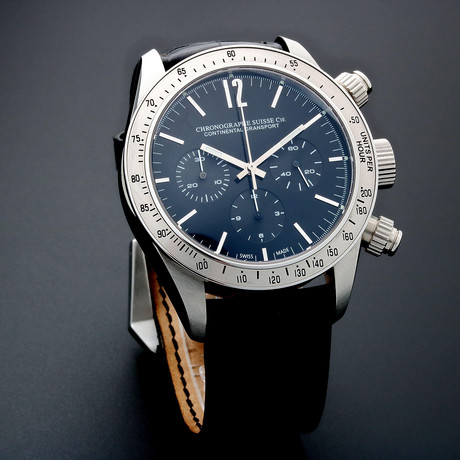 Chronographe Suisse Continental Gransport Automatic // Pre-Owned