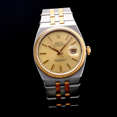 Rolex Datejust Oysterquartz // 17000 // Pre-Owned