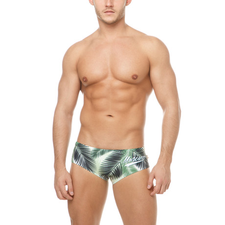 Havana Trunk // Green (X-Small)