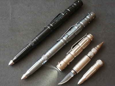 photo of TacPen (Silver) by Touch Of Modern