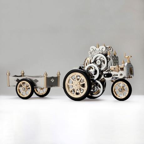 The A1 Stirling Car + Trailer (Assembled)