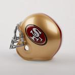 San Francisco 49ers Hover Helmet