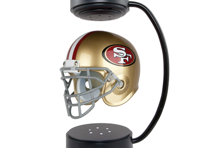 Photo of Hover Helmets Levitating NFL Helmets San Francisco 49ers Hover Helmet by Touch Of Modern