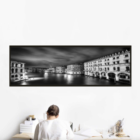 Black + White Venice