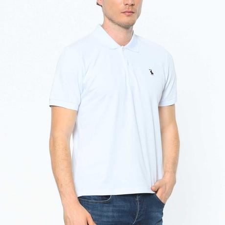 Classic Polo // White