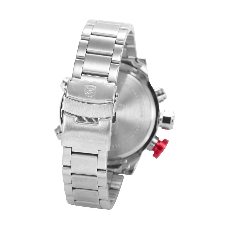 Gulper Shark   Shark Watch Gulper Shark Quartz Sh104 Shark Watch Touch Of Modern