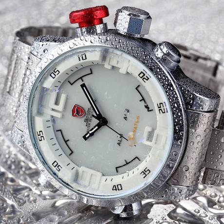 Shark Watch Gulper Shark Quartz // SH104