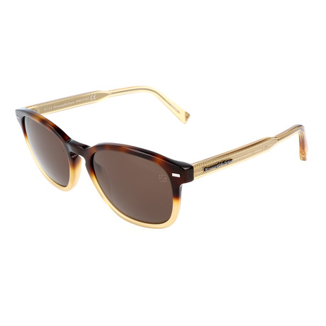 Men's EZ0005 56J Sunglasses // Gradient Tortoise