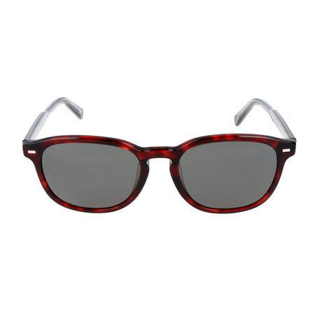 EZ0005-F Sunglasses // Red Tortoise