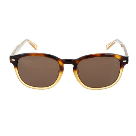 EZ0005 56J Sunglasses // Gradient Tortoise (52mm)