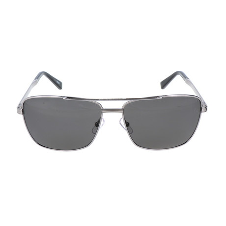 EZ0031 Sunglasses // Ruthenium