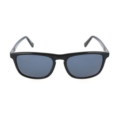 EZ0045 Sunglasses // Black + Gray
