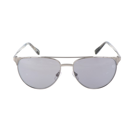 Bettino Sunglass // Silver