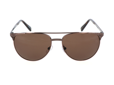 Photo of Designer Eyewear Luxe Shades & Optical E. Zegna // Bettino Sunglass // Brown by Touch Of Modern