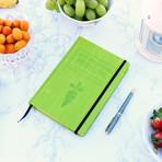 Fat Loss + Nutrition Sidekick Journal (Pear Green)