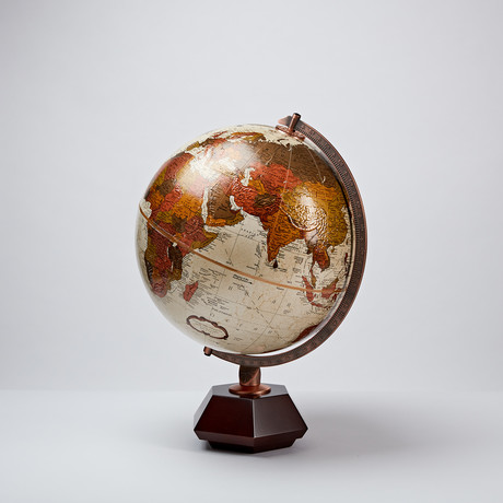 Replogle Globes // Hexhedra Globe