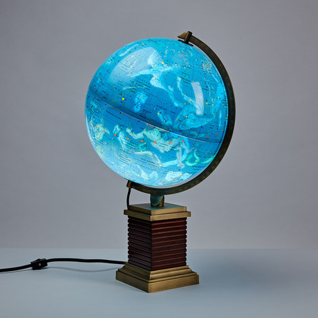 Glencoe Illuminated Constellation Globe