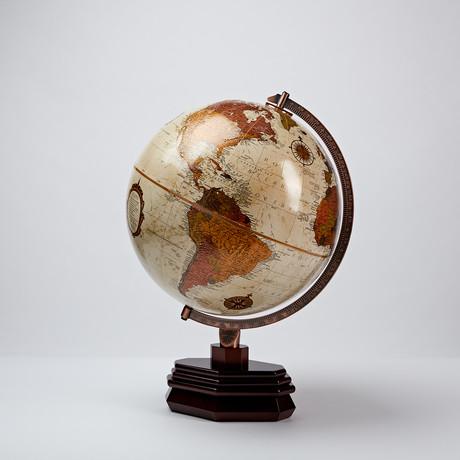 Replogle Globes // Usonian Globe