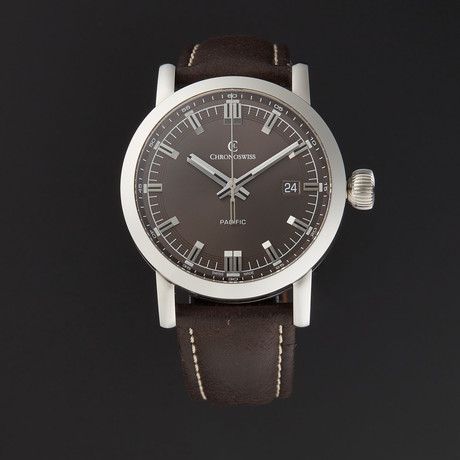 Chronoswiss Pacific Automatic // CH-2883.1-BR // Store Display