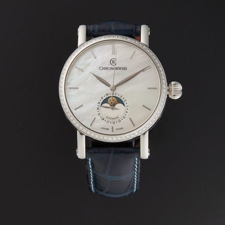 Chronoswiss Sirius Moonphase Automatic // CH-8523D-MP // Store Display