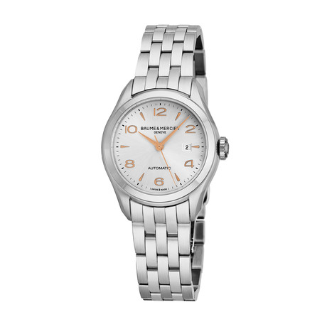 Baume & Mercier Ladies Clifton Automatic // MOA10150 // Store Display