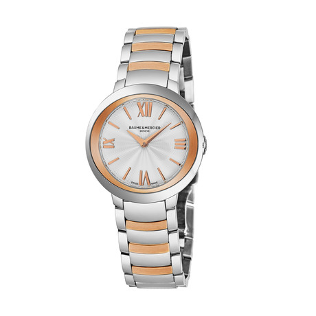 Baume & Mercier Ladies Promesse Quartz // MOA10159 // Store Display
